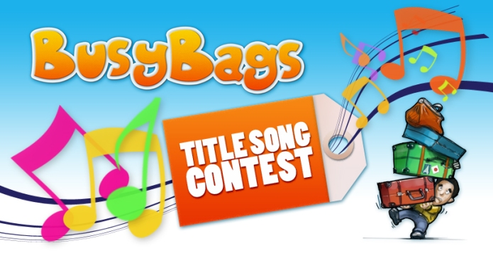 Busy-Bags-Title-Song-Contest